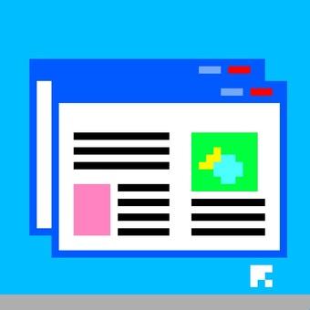 8-bit internet browser