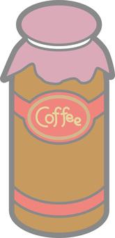 Coffee milk (bottle)