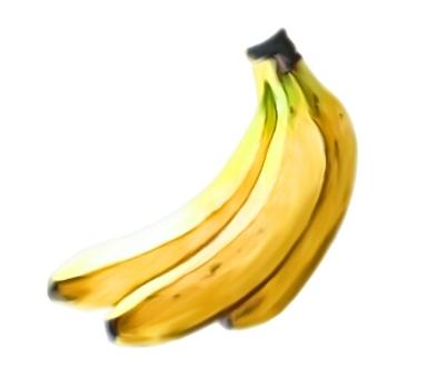 Mature banana