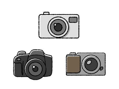 Camera illustration <1>
