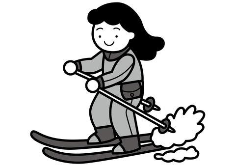 Ski 3-2c