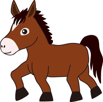 Chinese zodiac (Horse)