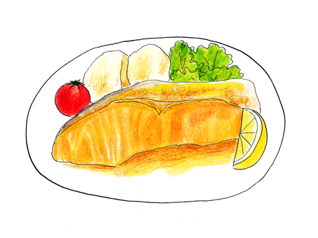 meuniere salmon