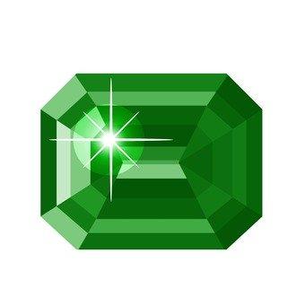 Emerald jewel 1