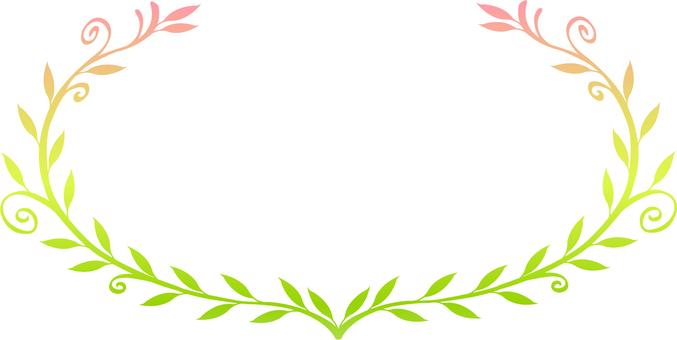 Olive frame 1