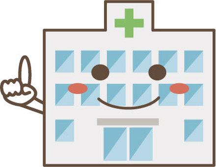 Hospital character