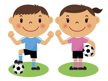 축구 しよっ!