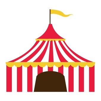 Circus tent 1