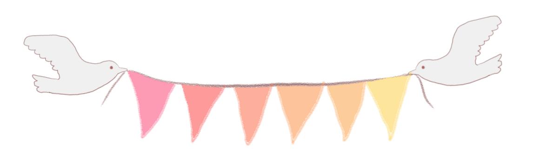 Pigeon flag 1