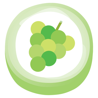 Candy Maru_Grape 01 Green