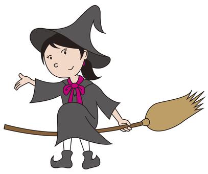 女巫女孩3