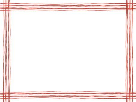 Hand-drawn wind frame