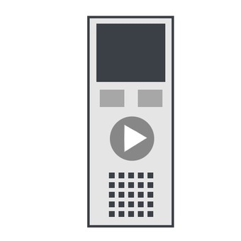 Recorder for recording