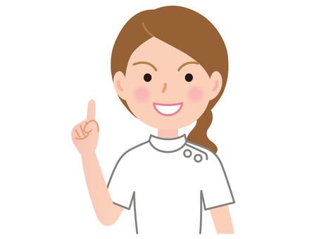 5721. Female attention, osteopathologist