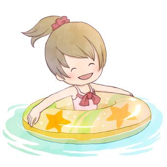 여름 우기원과 어린이 01