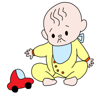 Car Toys and Babies