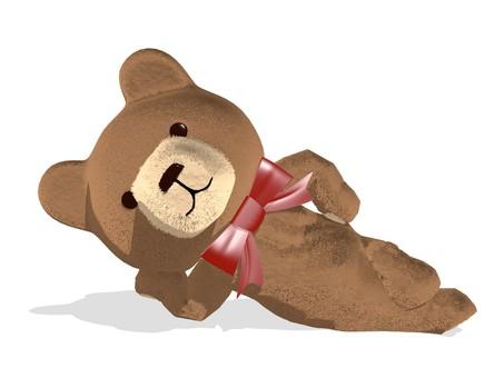 Teddy bear · Gut