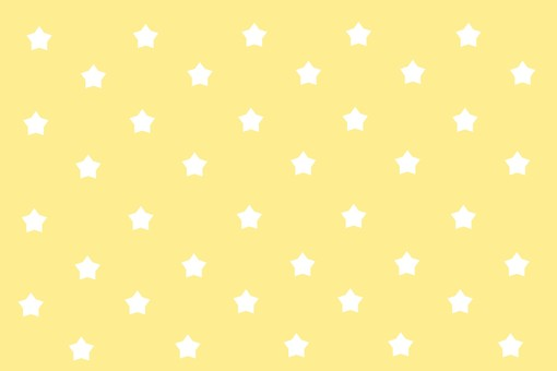Star background yellow