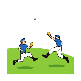 Baseball 1 (color)