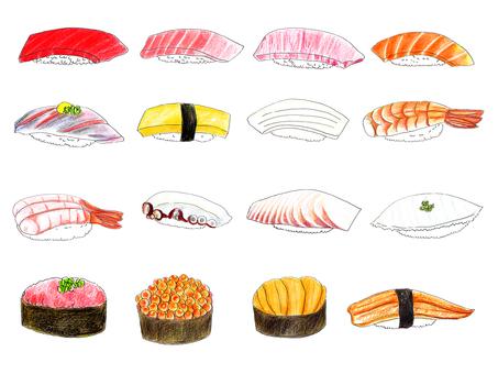 Sushi summary 01