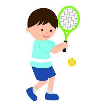 網球(男)