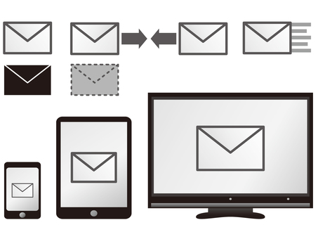 Mail (PC, tablet, smartphone)