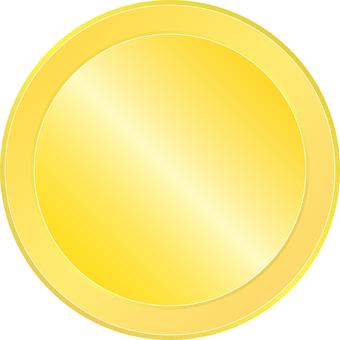 Coin frame