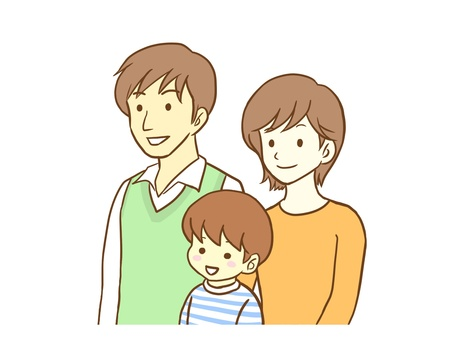 3 인 가족의 그림