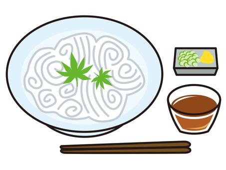 Somen / Soup noodles