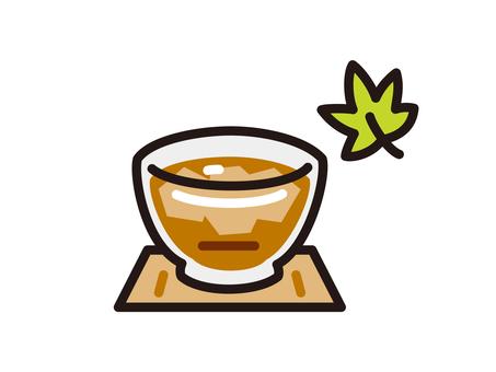 冷茶大麥茶