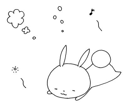 RUNRUN rabbit 4