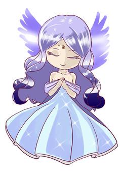 Goddess illustration 1
