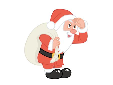 Cute Santa Claus 2