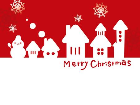 聖誕節留言卡