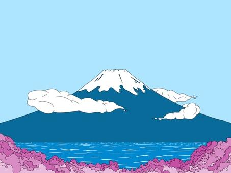 Fuji Illustration 【Spring】
