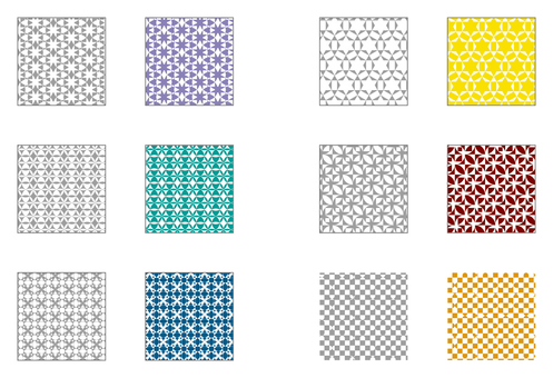 Swatch Pattern Series 2