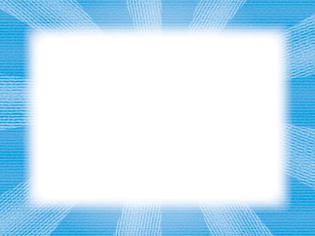 寬框架(15)陽光戰鬥藍色