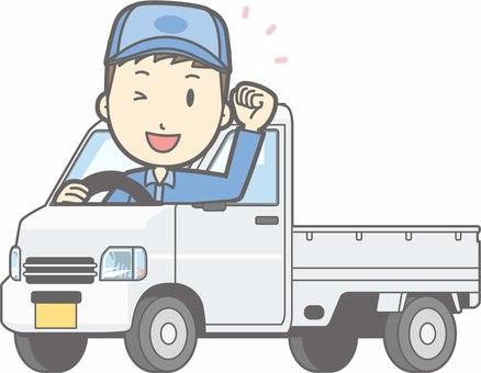 「軽トラックの絵」の画像検索結果