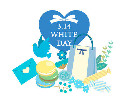 White day No.2