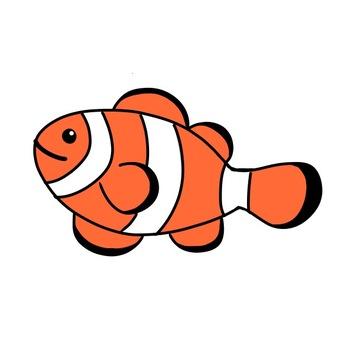Fish (Clownfish)