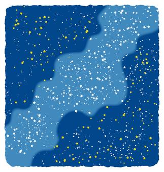 Milky Way (dense / small)
