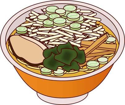 Bean Sprout Miso Ramen