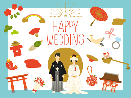Wedding _ Kimono 2