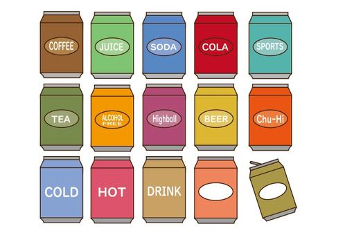 Canned beverage