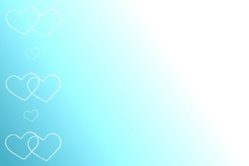 Background material · ring heart (blue)