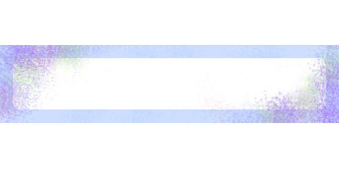 Frame purple frame white
