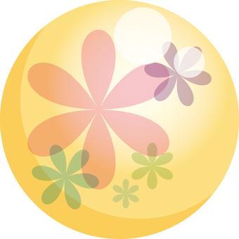 Flower icon 1