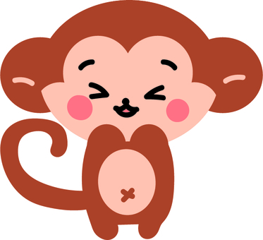Monkey (happy)