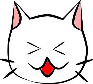 고양이 百面相. 조 기쁜 자!