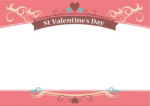 Valentine's frame 11